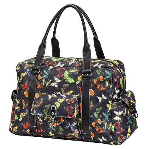 Sydney Love Butterfly Overnight Bag