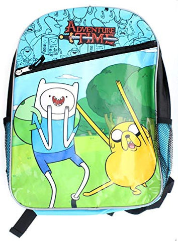Bioworld Adventure Time with Finn and Jake Zipper Backpack