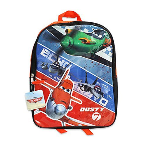 5Star-TD Disney Pixar Planes 15' Toddler School Backpack 'Dusty'