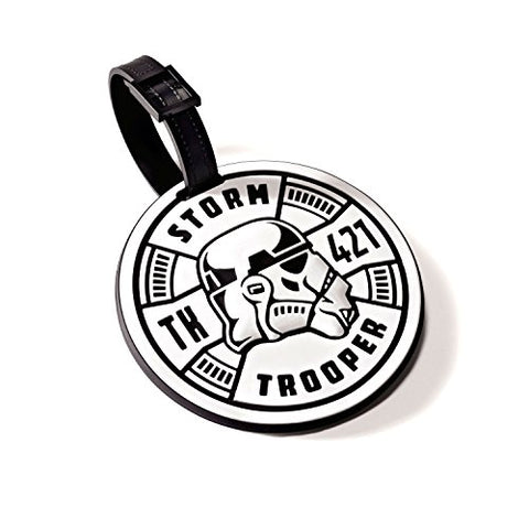 American Tourister Strom Trooper ID Tag Travel Accessory, Storm Trooper