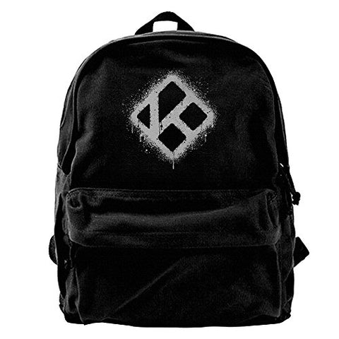 Evelyn C. Connor Kodi Graffiti T-shirts And Hoodies Canvas Shoulder Backpack Cute Ball Backpack For