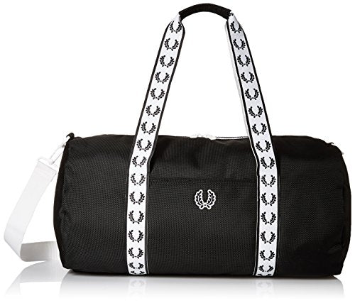Fred Perry Men's Track Barrel Bag
