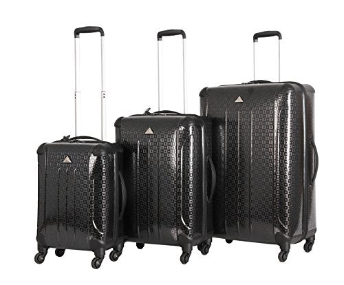 Triforce Apex 103 Collection Hardside 3 piece Spinner Luggage Set