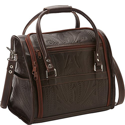 Ropin West Vanity Case (Brown)