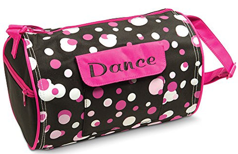 Dots For Dance Duffel