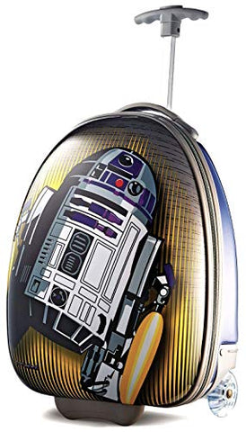 American Tourister Disney 18 Inch Upright Hard Side, Star Wars/Multi