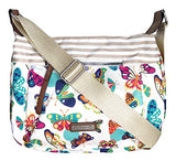 Lily Bloom Gracia Convertible Bag, Butterfly Twister