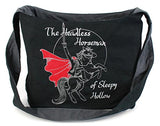Dancing Participle Sleepy Hollow Embroidered Sling Bag