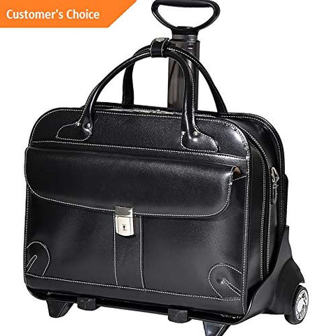Sandover McKlein Lakewood -Fly-Through 15 Wheeled Business Case NEW | Model LGGG - 6800 |