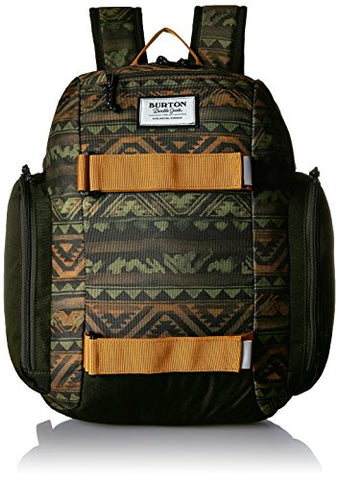 Burton Youth Metalhead Backpack, Resin Chimayo Remix, One Size