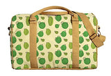Cactus Abstract-2 Printed Oversized Canvas Duffle Luggage Travel Bag Was_42