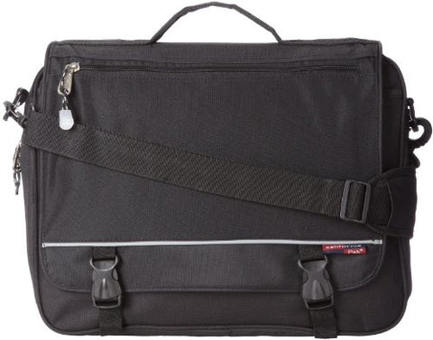 California Pak Luggage Negotiator, 16 Inch, Black