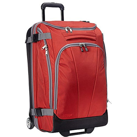 "Ebags Tls Mother Lode Junior 25"" Wheeled Duffel (Sinful Red)"