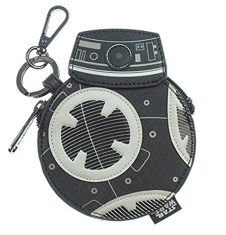 Loungefly The Last Jedi Star Wars BB-9E Coin Bag (Black)