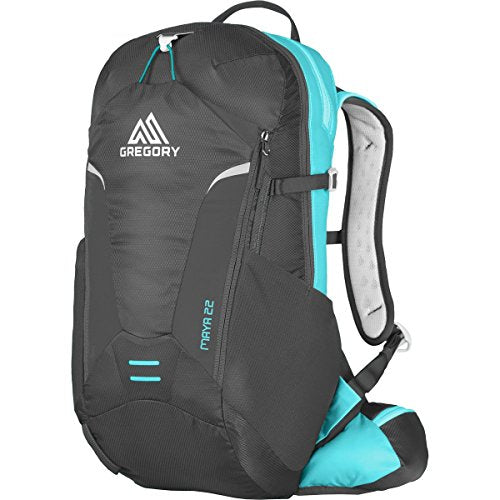 Gregory Mountain Products Maya 22 Liter Women's Day Hiking Backpack | Mountain Biking, Commuting, Travel | Durable Straps and Hipbelt, Helmet Compatible Pocket | Comfort on the Trail