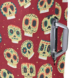 Suitcase Cover Suitcase Cartoon Mexican Skulls Luggage Cover Travel Case Bag Protector for Kid