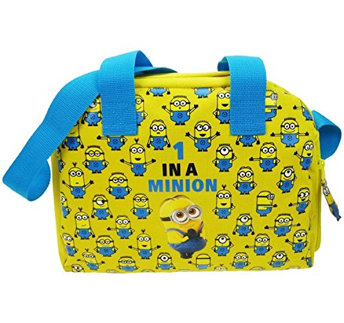 Despicable Me Minions Holdall Childrens Official Travel Weekend Sports Large Bag
