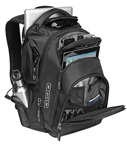 Ogio 411067 Stratagem, Computer Laptop/Macbook Pro Backpack, Black