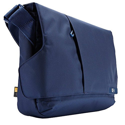 Case Logic Mlm-111 11-Inch Laptop/Chromebook And Ipad Messenger Case (Ink)