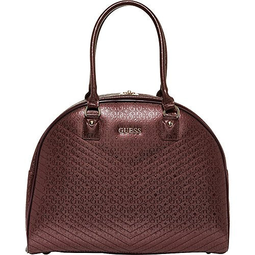 Guess Halley Dome Travel Tote, Bordeaux, One Size