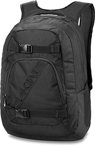Dakine Mens Explorer Backpack, Black