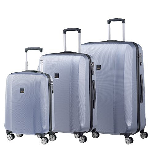 TITAN Luggage XENON Hardshell Suitcase 3 Piece Set (Bluestone)