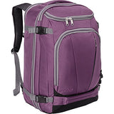 "eBags TLS Mother Lode Weekender Convertible Carry-On Travel Backpack - Fits 19"" Laptop - (Eggplant)"