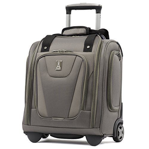 Travelpro Maxlite 4 Rolling Underseat Carry-On, Slate Green