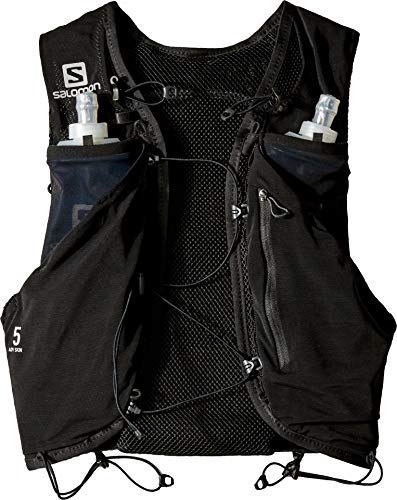 Salomon Unisex Adv Skin 5 Set Black Large
