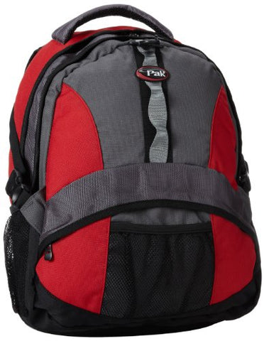 California Power Pak 18 Inch, Deep Red, One Size