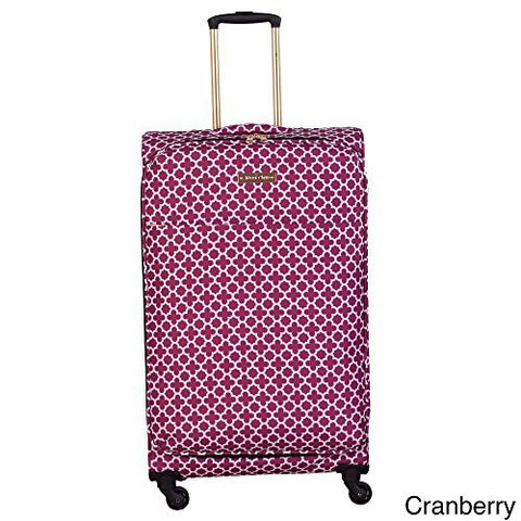 Jenni Chan Aria Broadway 28-Inch Upright Spinner (Cranberry)