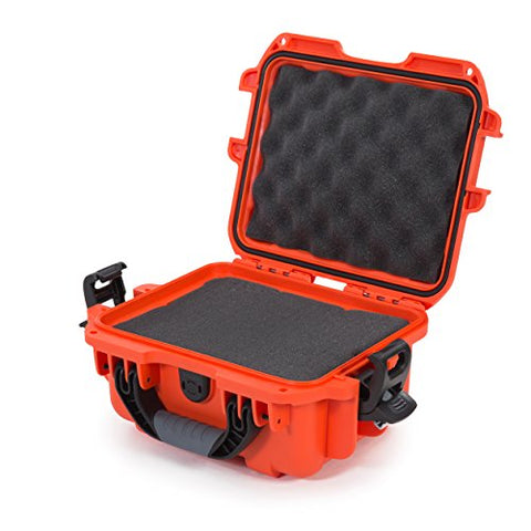 Nanuk 905 Waterproof Hard Case With Foam Insert - Orange