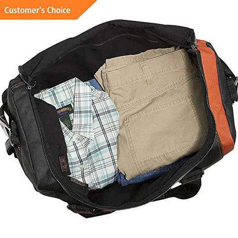 Sandover Hadaki Jet Setter Duffel Bag 2 Colors Travel Duffel NEW | Model LGGG - 5046 |