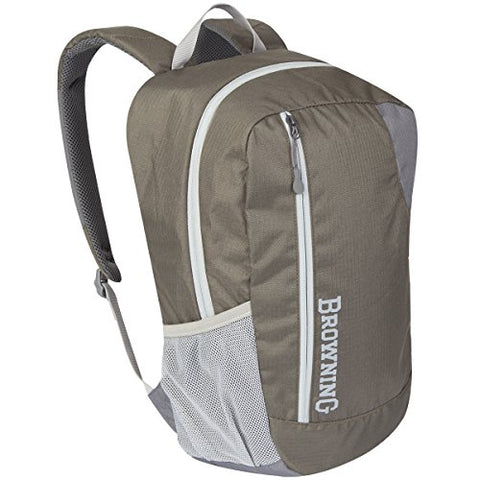 Browning Day Pack (Military Green/Grey)