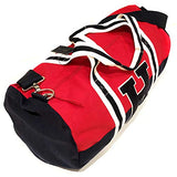 Tommy Hilfiger Duffle Bag Tommy Patriot Colorblock, apple red/navy