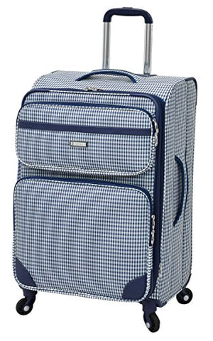 London Fog Hampton 24-Inch Expandable Spinner