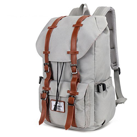 Backpacks Woman Backpack Nylon Cover Travel Backpack Fashion Men Bags School Bag 8191 (GYAY)