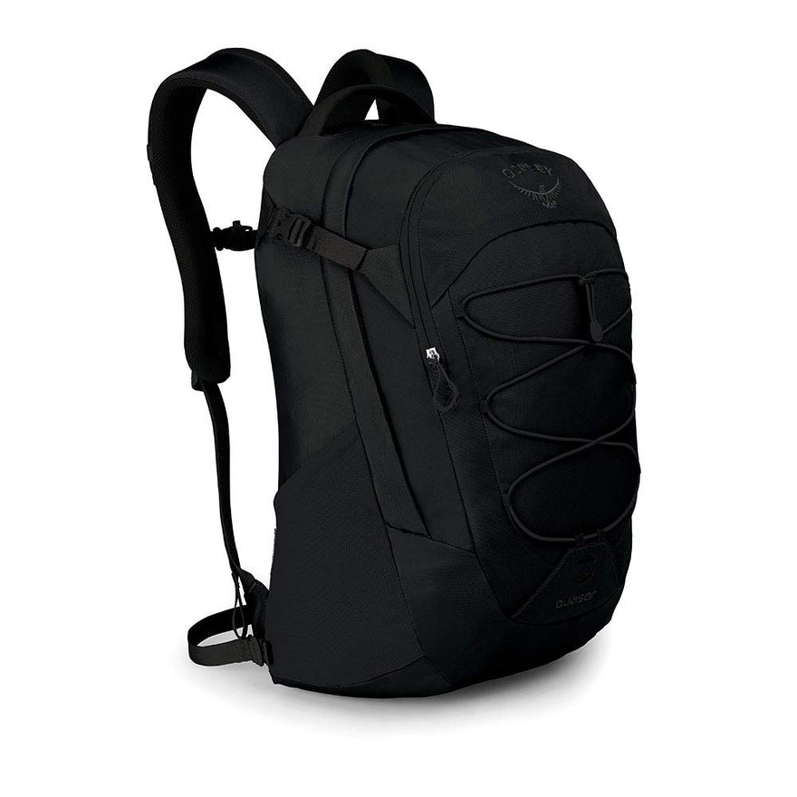Osprey Packs Quasar Men's Laptop Backpack, Black