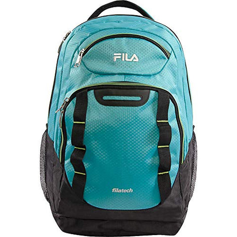 Fila Deacon XL Laptop/Tablet Backpack (Mint)