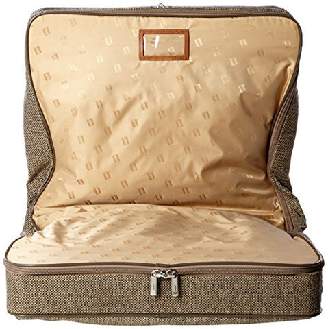 Hartmann Tweed Collection Garment Bag, Natural Tweed, One Size