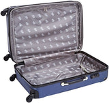 Chariot Monet 3-Piece Hardside Expandable Lightweight Spinner Luggage Set, Navy