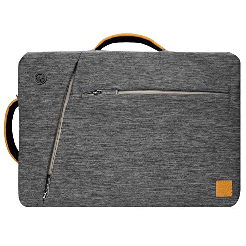 Vangoddy Gray Slate 3-In-1 Hybrid Laptop Bag For 15Inch Apple Macbook Pro