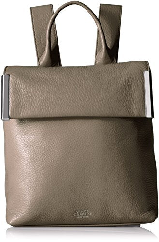 Vince Camuto Tina Backpack Backpack, Fossil Grey, One Size