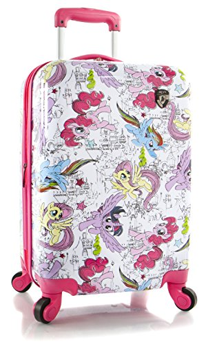 Heys America Girl's My Little Pony Tween Spinner Carry-On Luggage