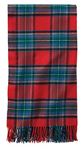 Pendleton 5Th Avenue Throw, Red Stewart