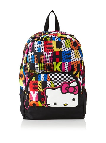 Hello Kitty Colorblock Backpack