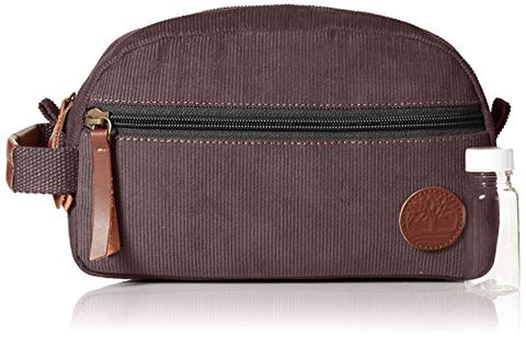 Timberland Men'S Travel Kit,Corduroy Grey,One Size