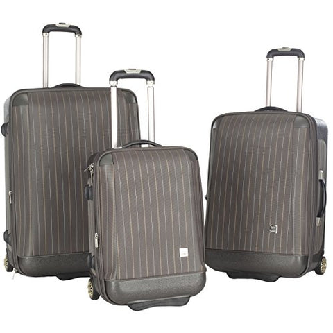 3-Pc Oneonta Luggage Set In Gray