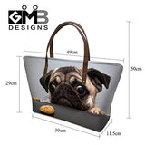 Crazytravel Big Space Handle Bag Tote For Lady Girls Large Shopping Party Weekend Handbag