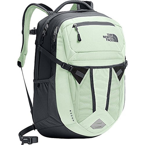 "The North Face Women's Recon Laptop Backpack 15""- Sale Colors (Subtle Green)"